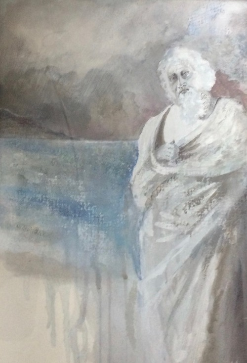 Sophocles long ago painting
