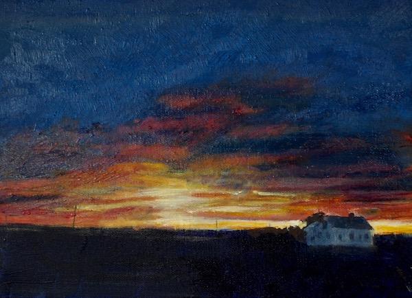 Sundown Dungeness