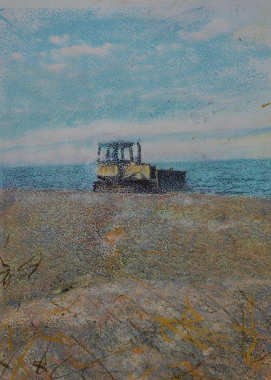 Lifeboat digger