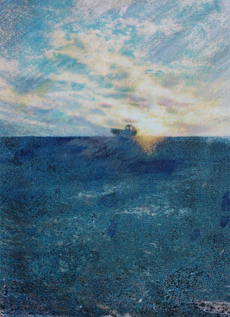 Fair Chance fishing at Sundown